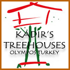 Tree Houses Olympos