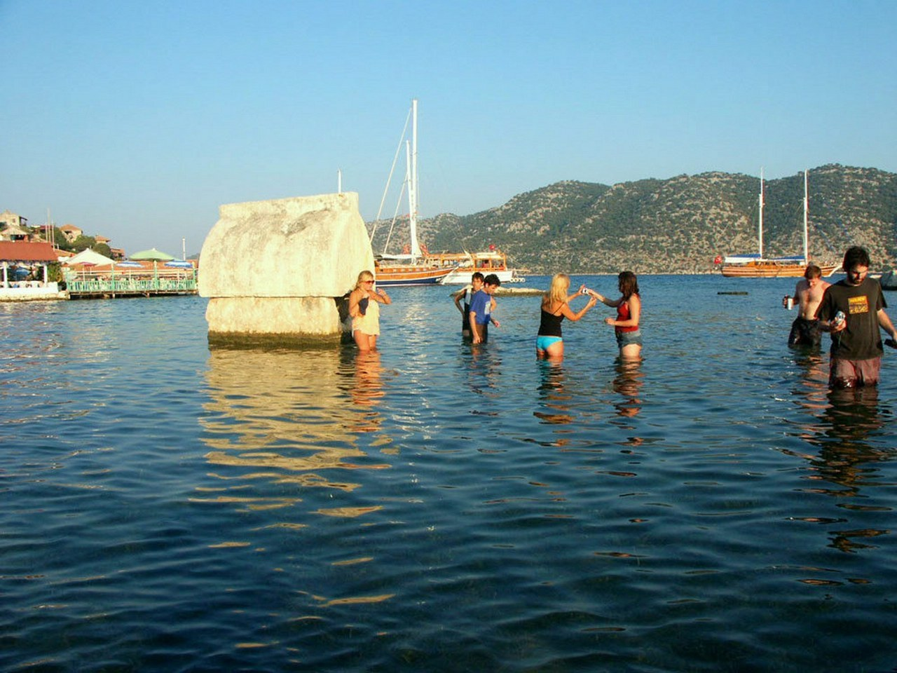 from Olympos to Fethiye
