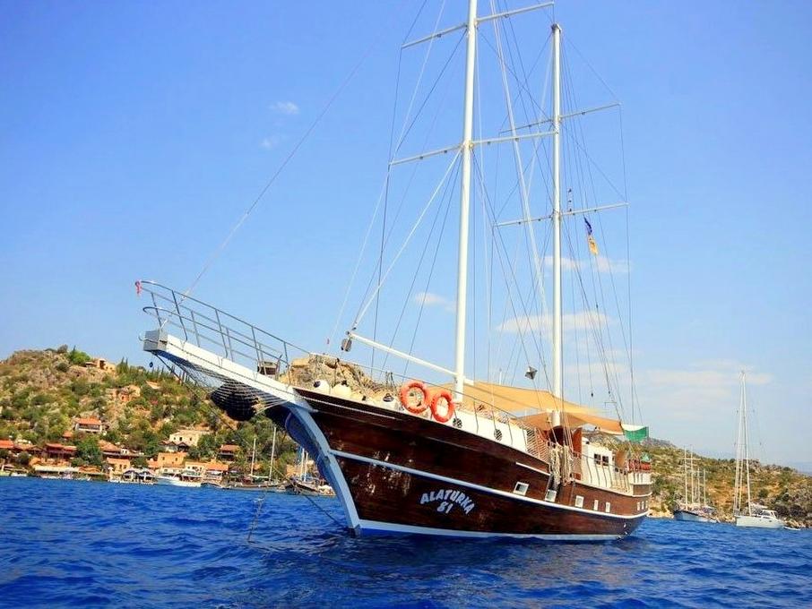 Yacht Alaturka 81