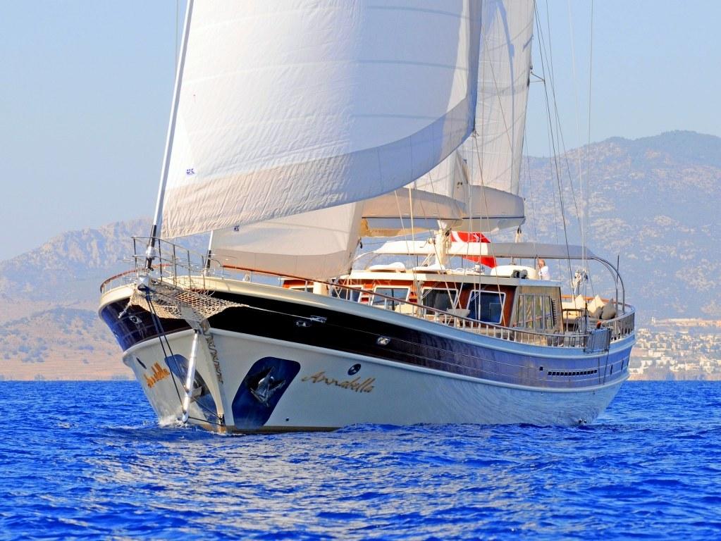 Yacht Annabella