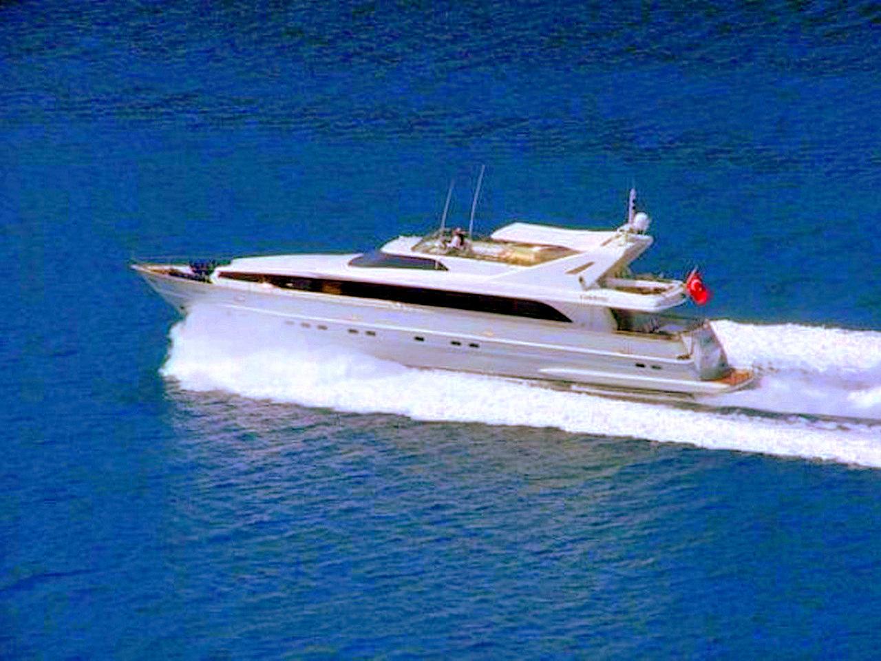 Motoryacht Celebrity