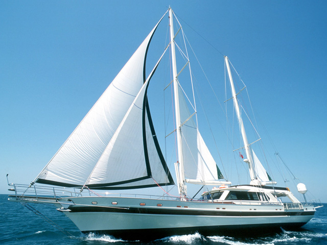 Yacht Sea Beauty