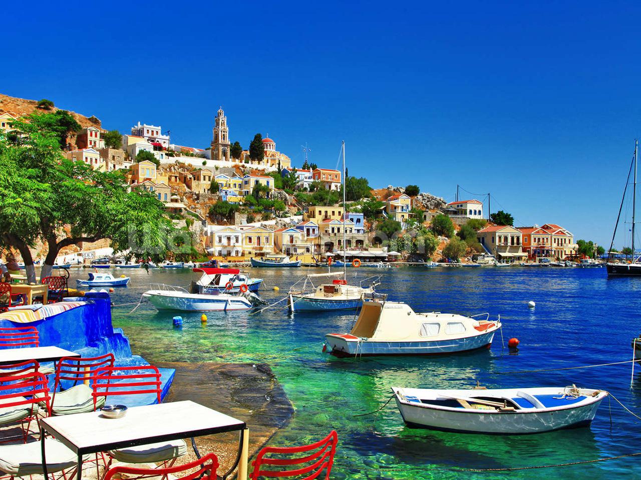 Bodrum - Yunan Adaları