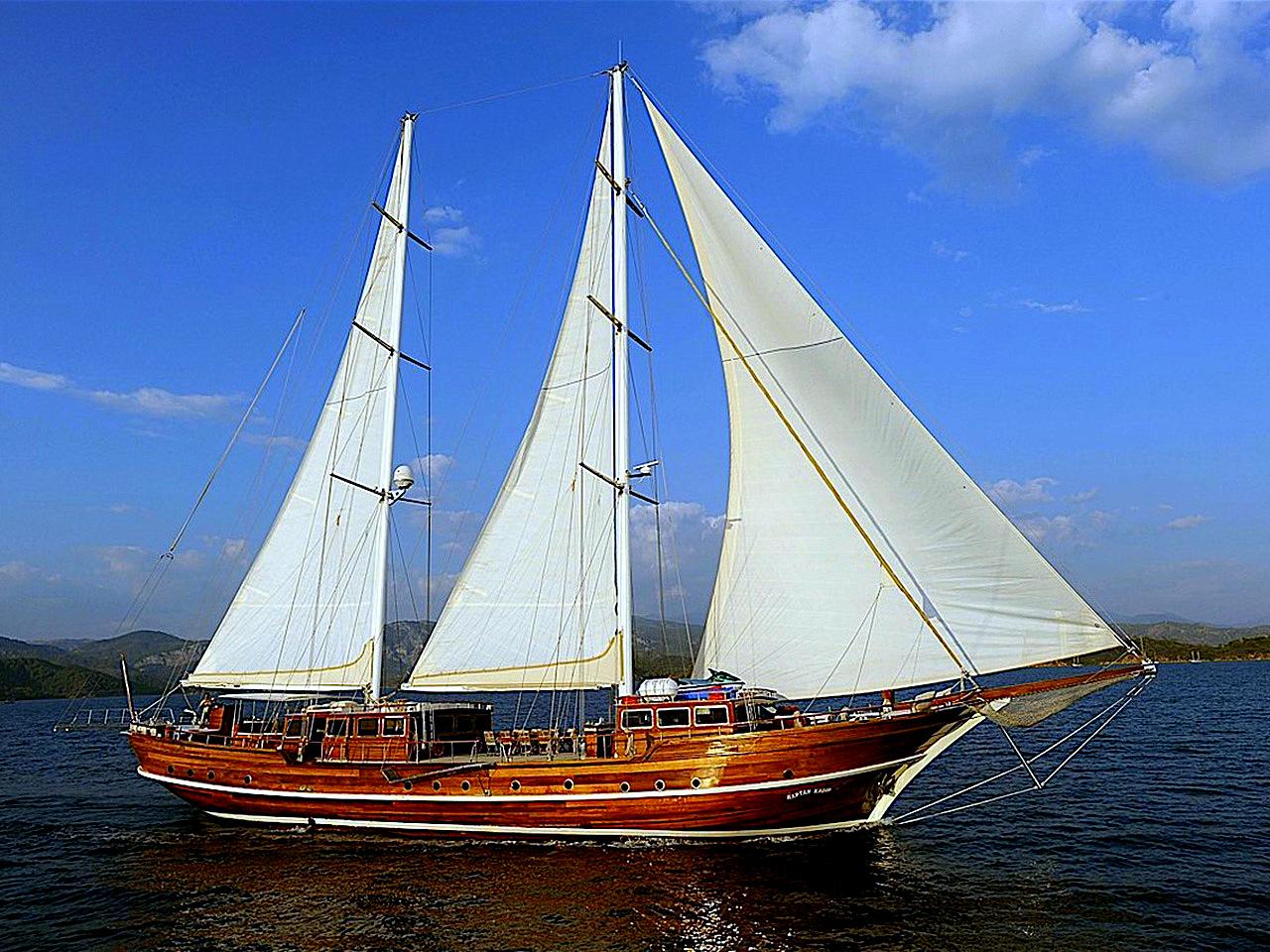 Yacht Kaptan Kadir