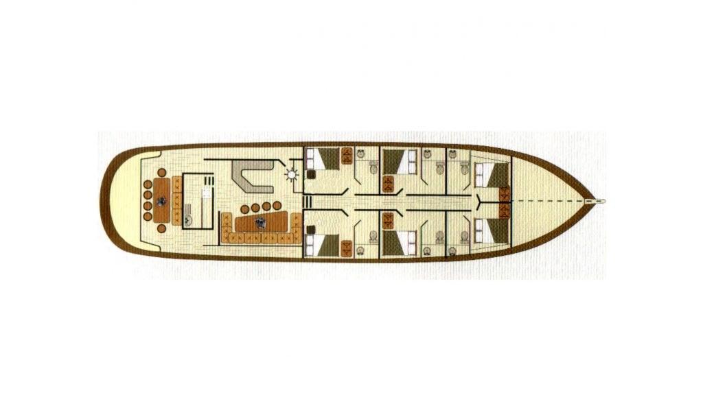 Yacht Kayhan Kaptan