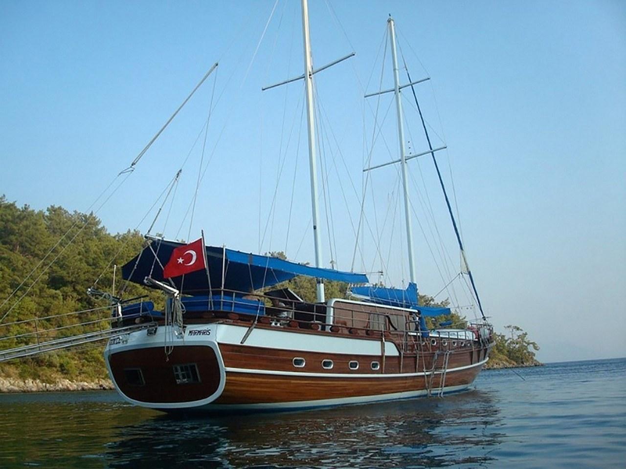 Yacht Gokce 3