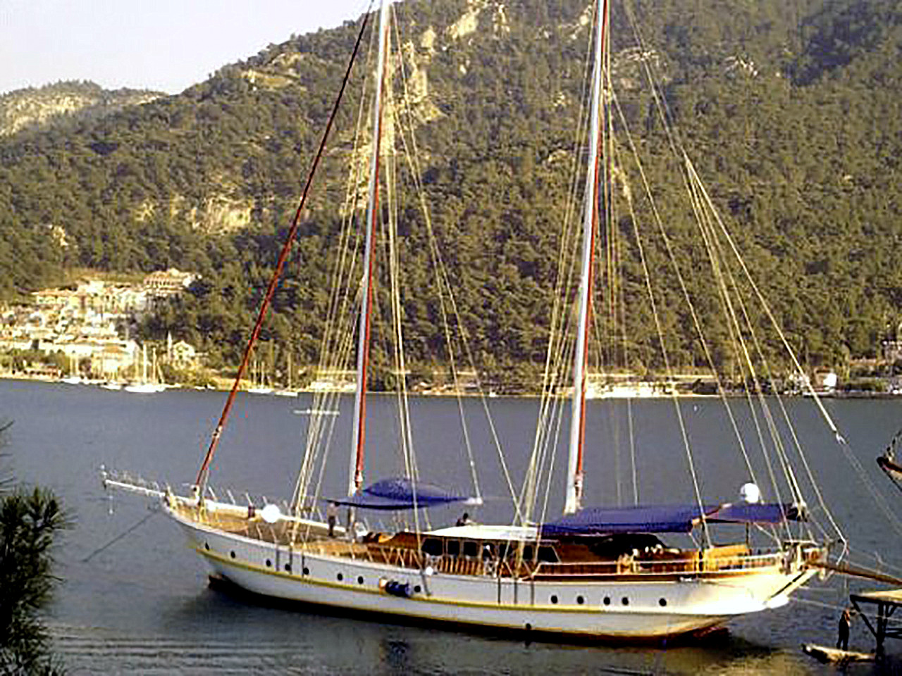 Yacht Parlak M