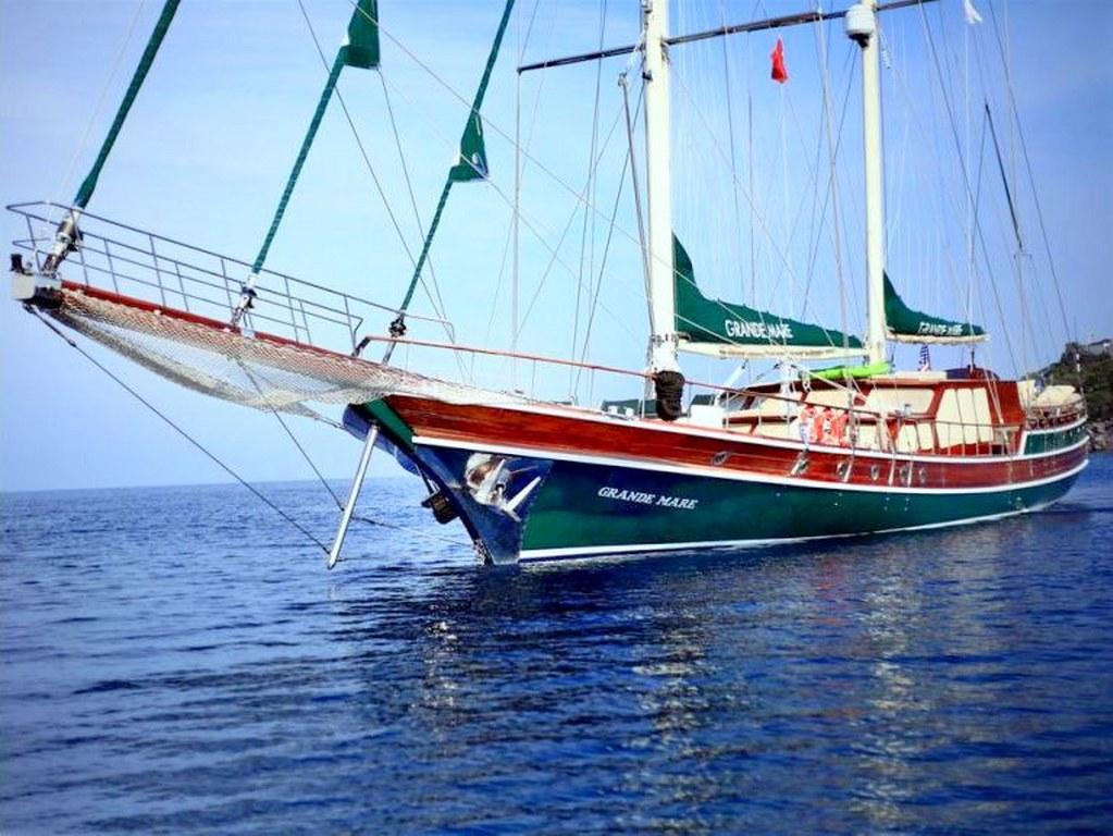 Yacht Grande Mare