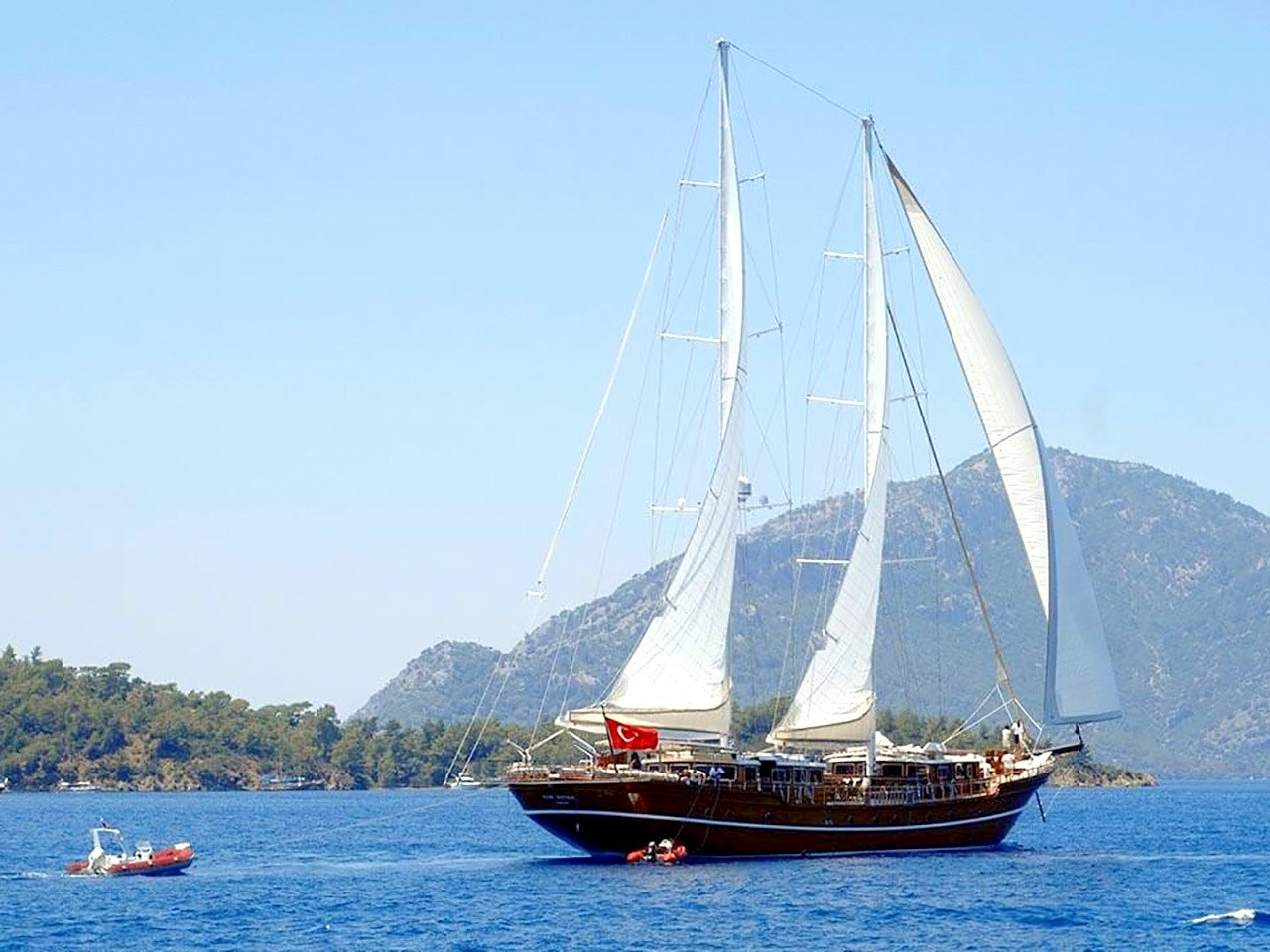 Yacht Mare Nostrum