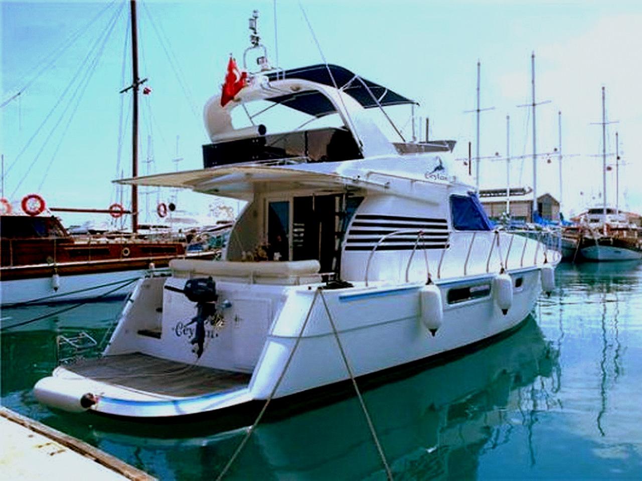 Motoryacht Ceylan