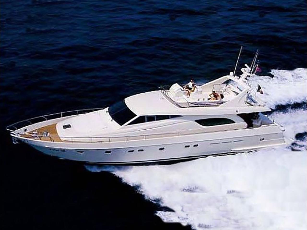 Motoryacht Ferretti 72