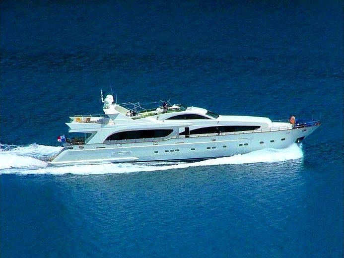 Motoryacht Tatiana