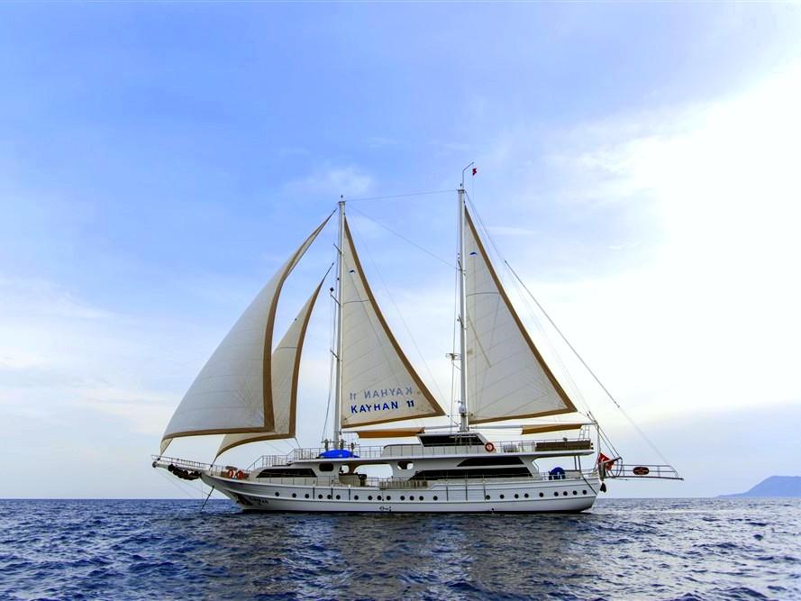 Yacht Kayhan 11