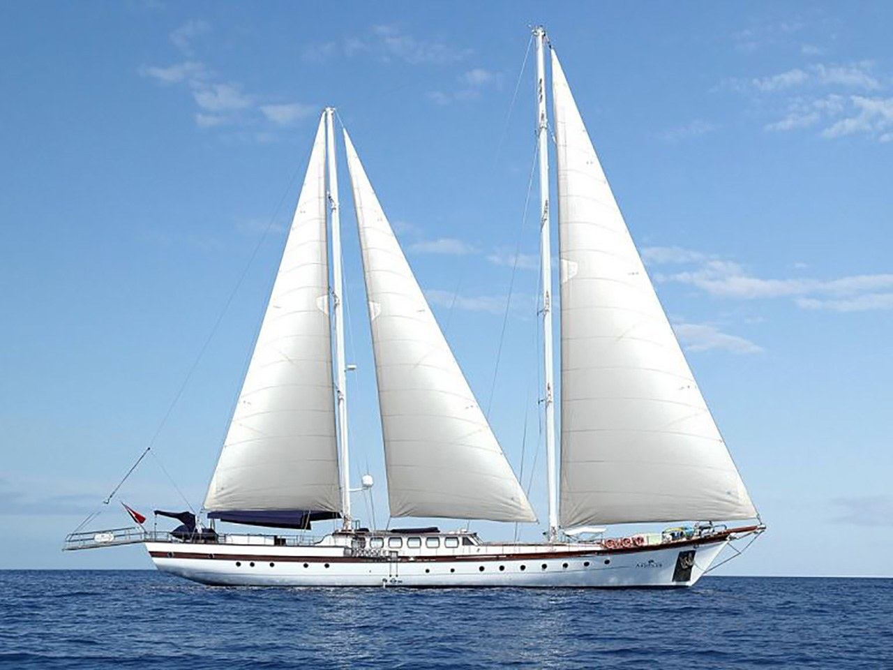 Yacht Natilus