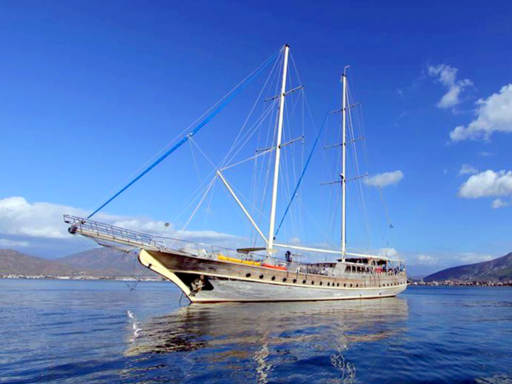 YachtPrenses Lila
