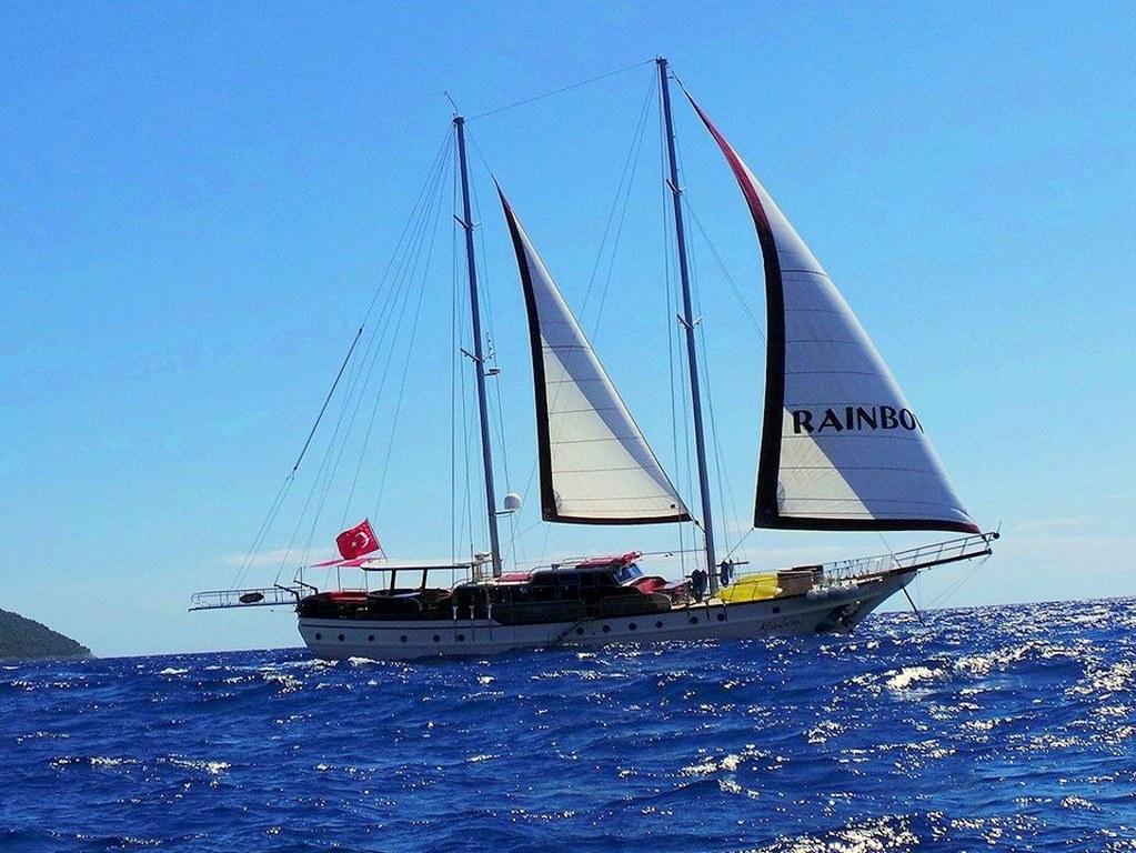 Yacht Rainbow
