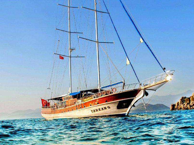 Yacht Tarkan 5
