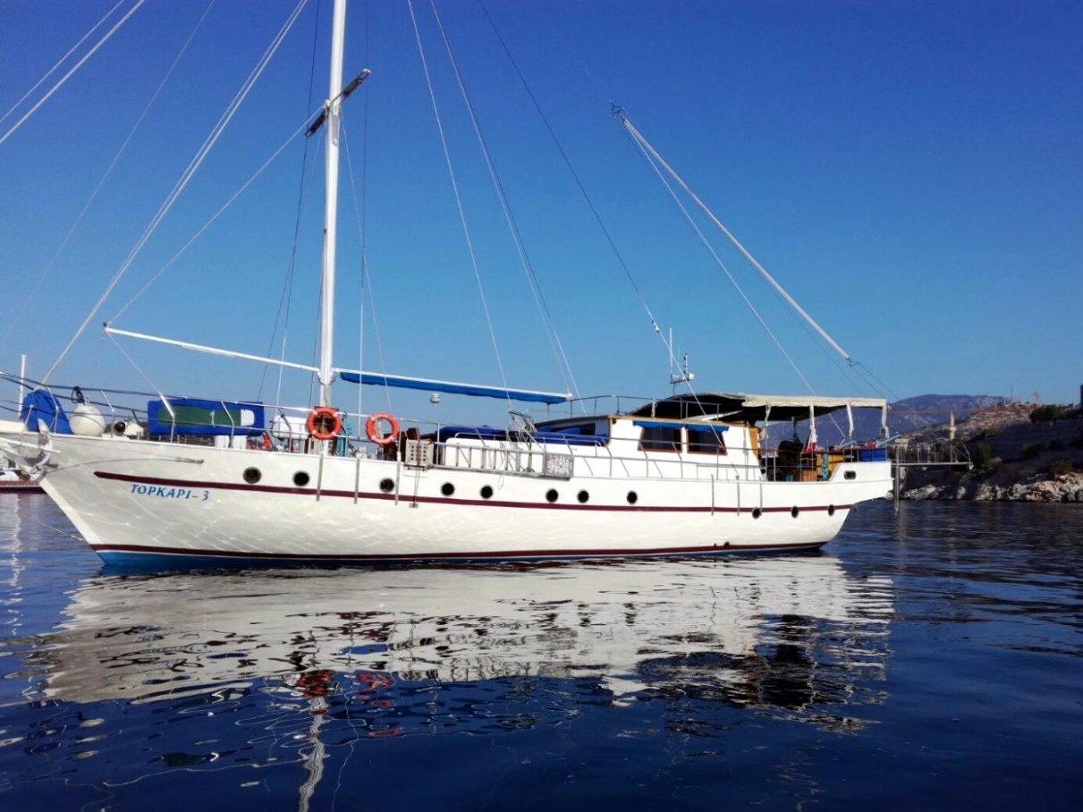 Yacht Topkapi 3