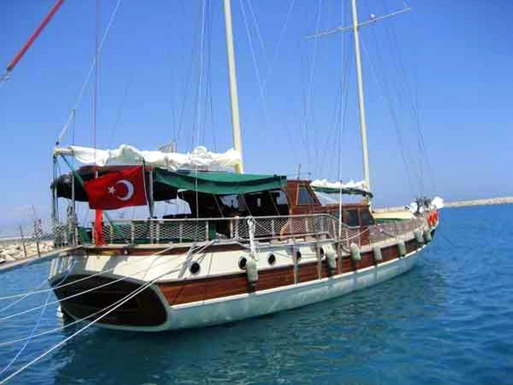 Yacht Adatepe 4