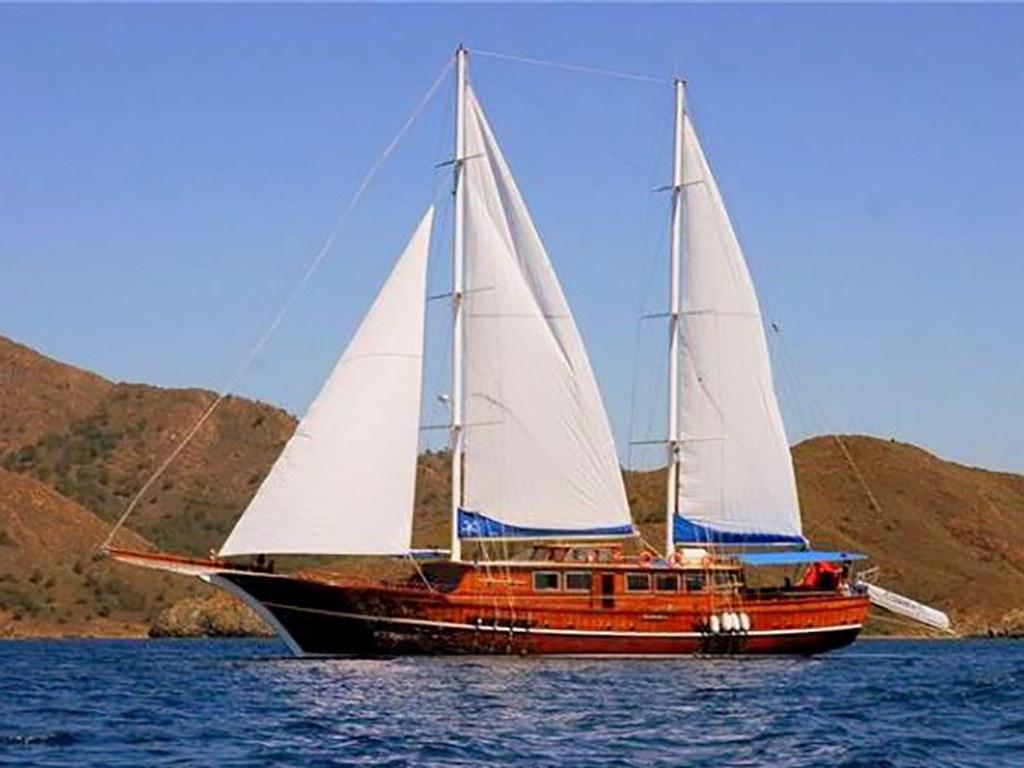 Yacht Ali Candan