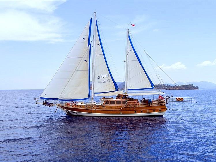 Yacht Ceylan