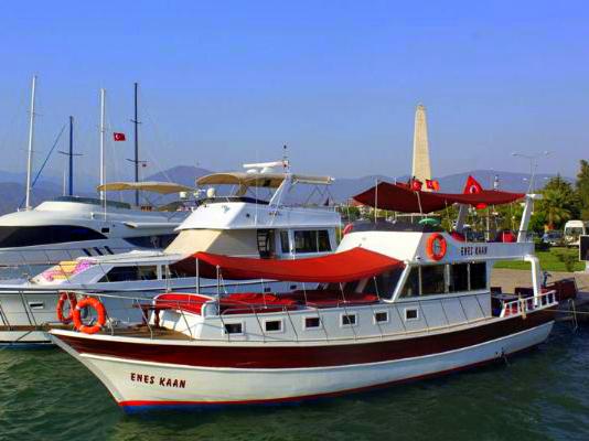 Yacht Enes Kaan