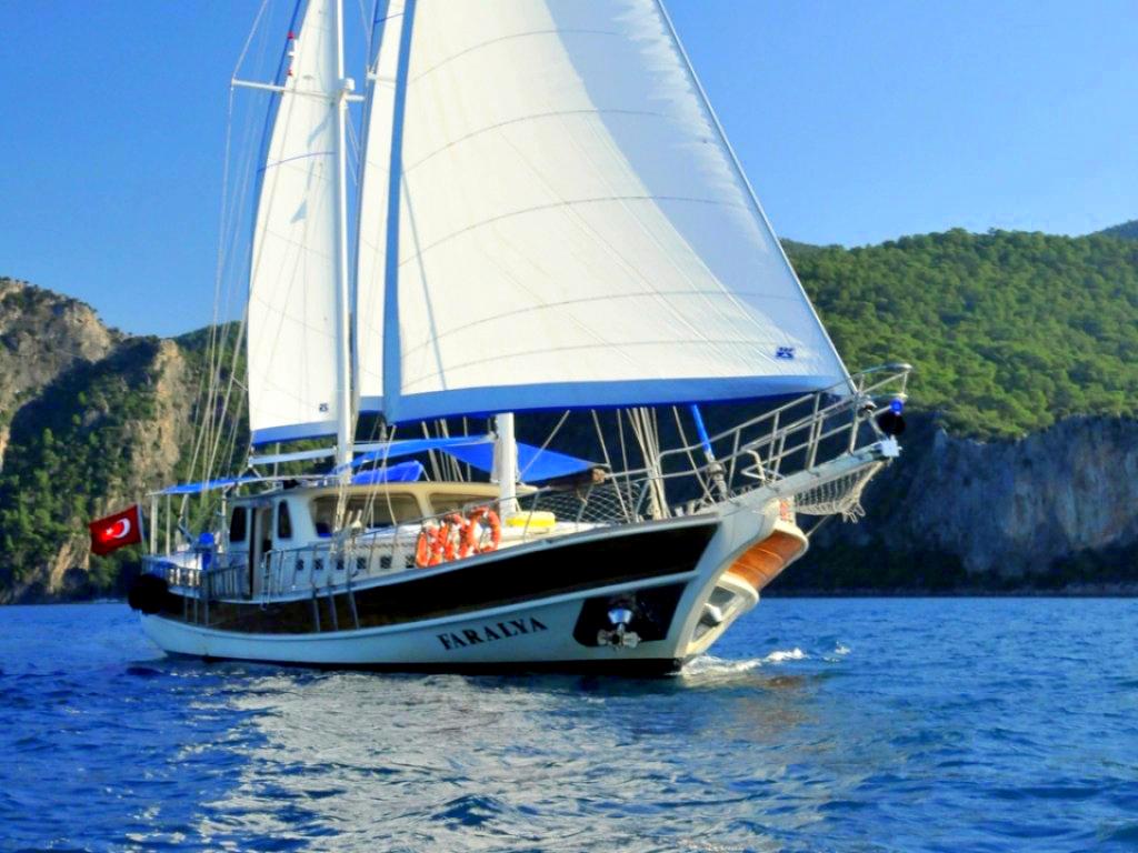 Yacht Faralya