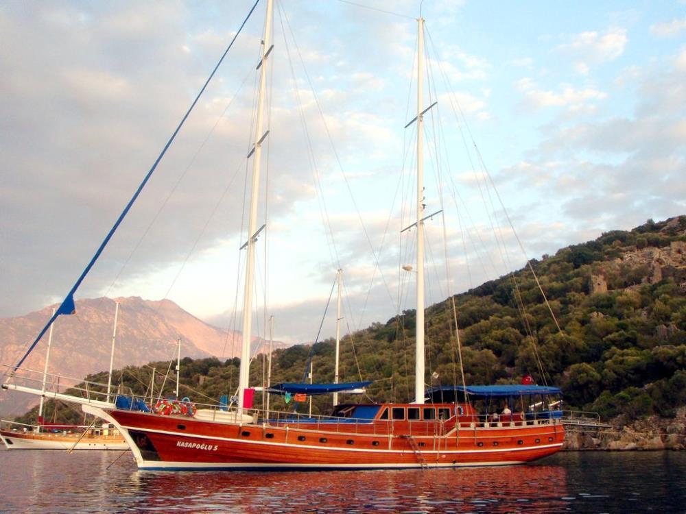 Yacht Kasapoglu 5