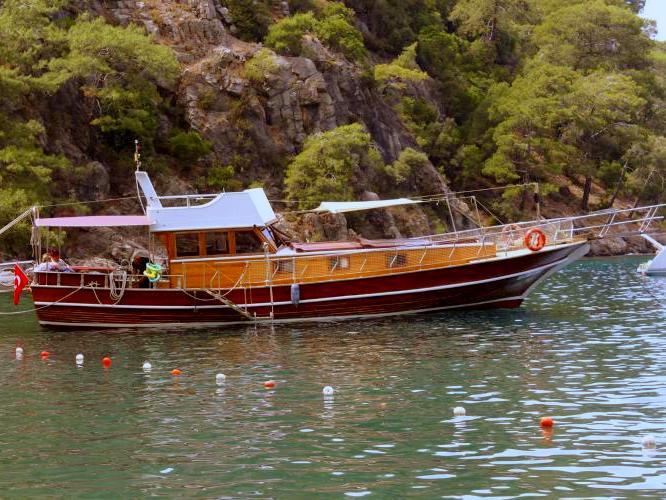 Yacht Kayra Ege