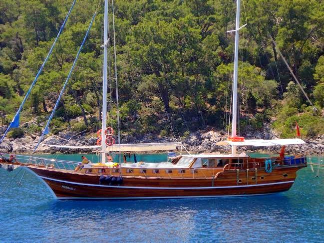 Yacht Mermaid 1