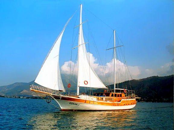Yacht Ozkan 1