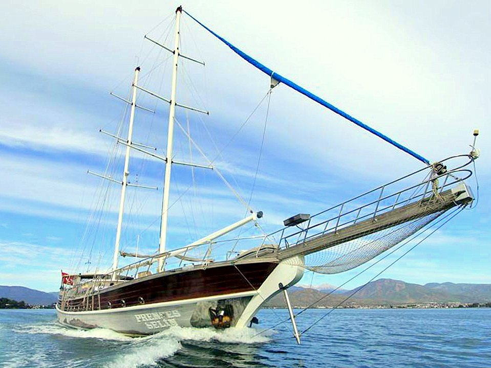 Yacht Prenses Selin