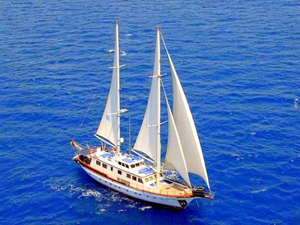 Yacht Rigel