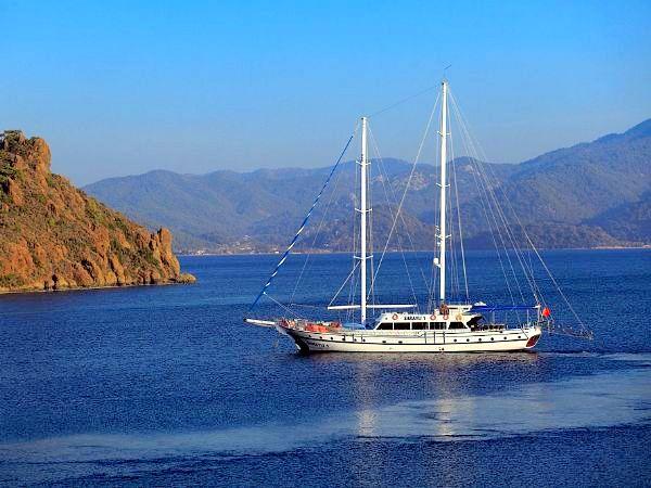 Yacht Sarayli 1