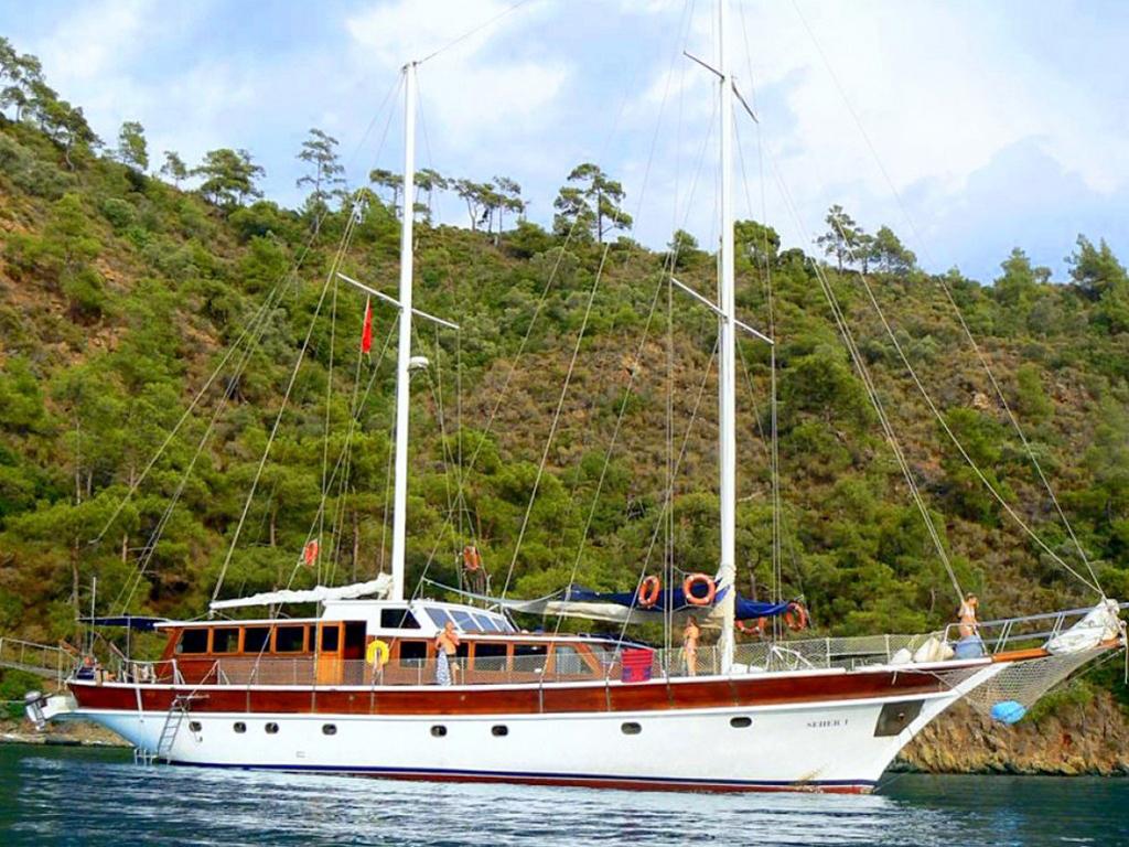 Yacht Seher 1