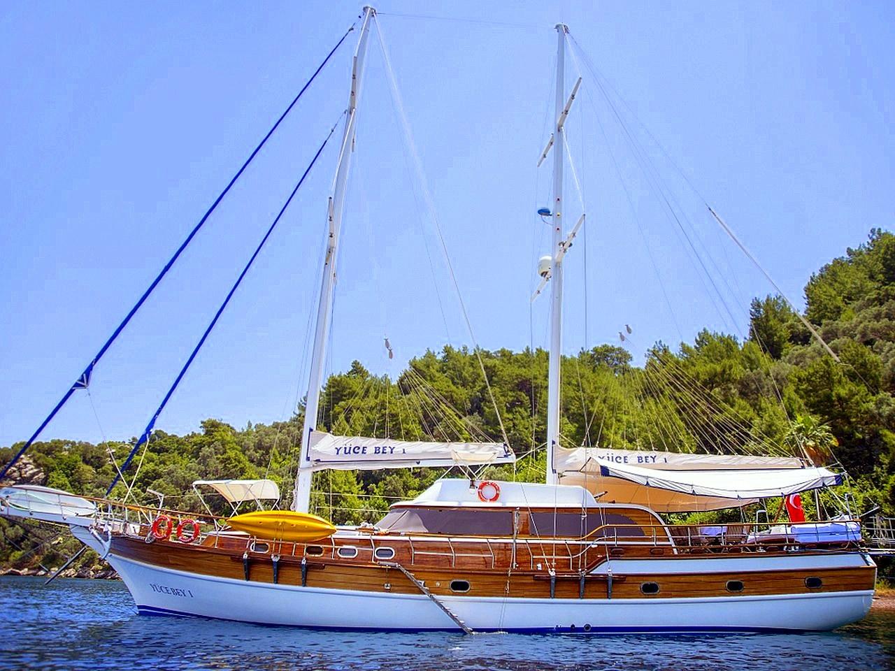 Yacht Yuce Bey 1