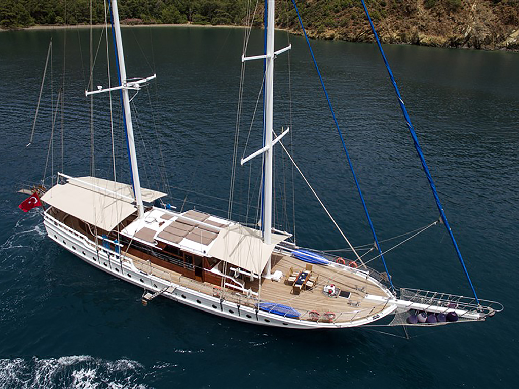 Yacht Kayhan 5