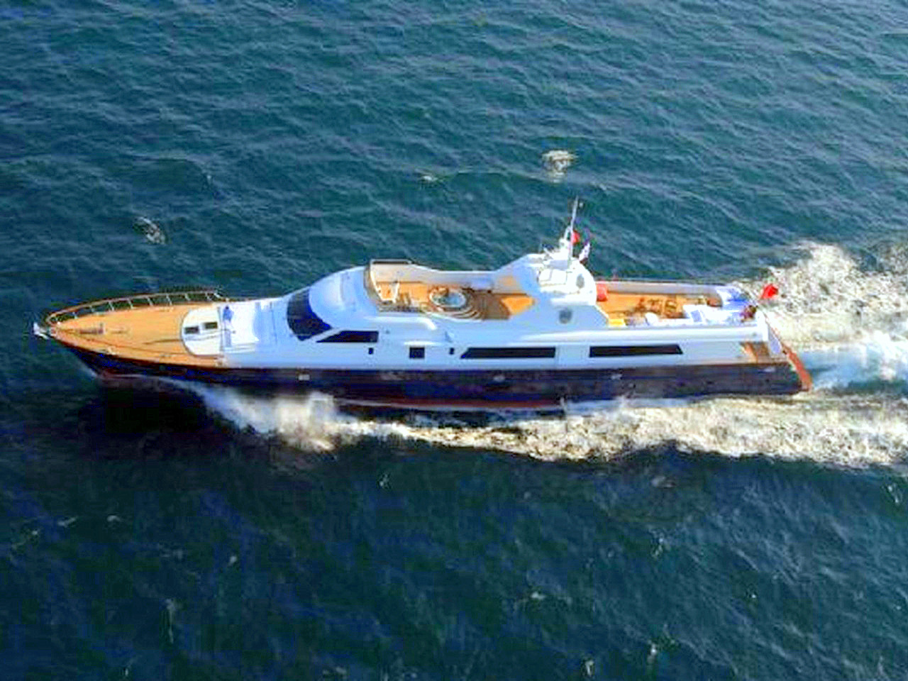 Motoryacht Sea Star