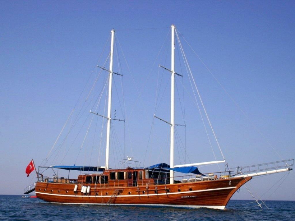 Yacht Grand Acar