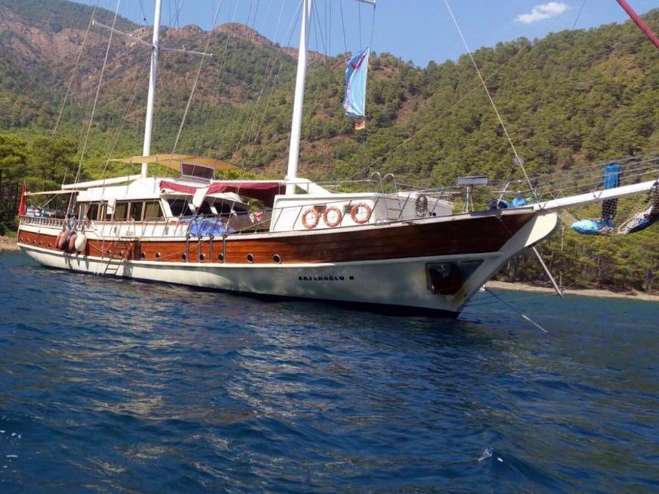 Yacht Caferoglu 8