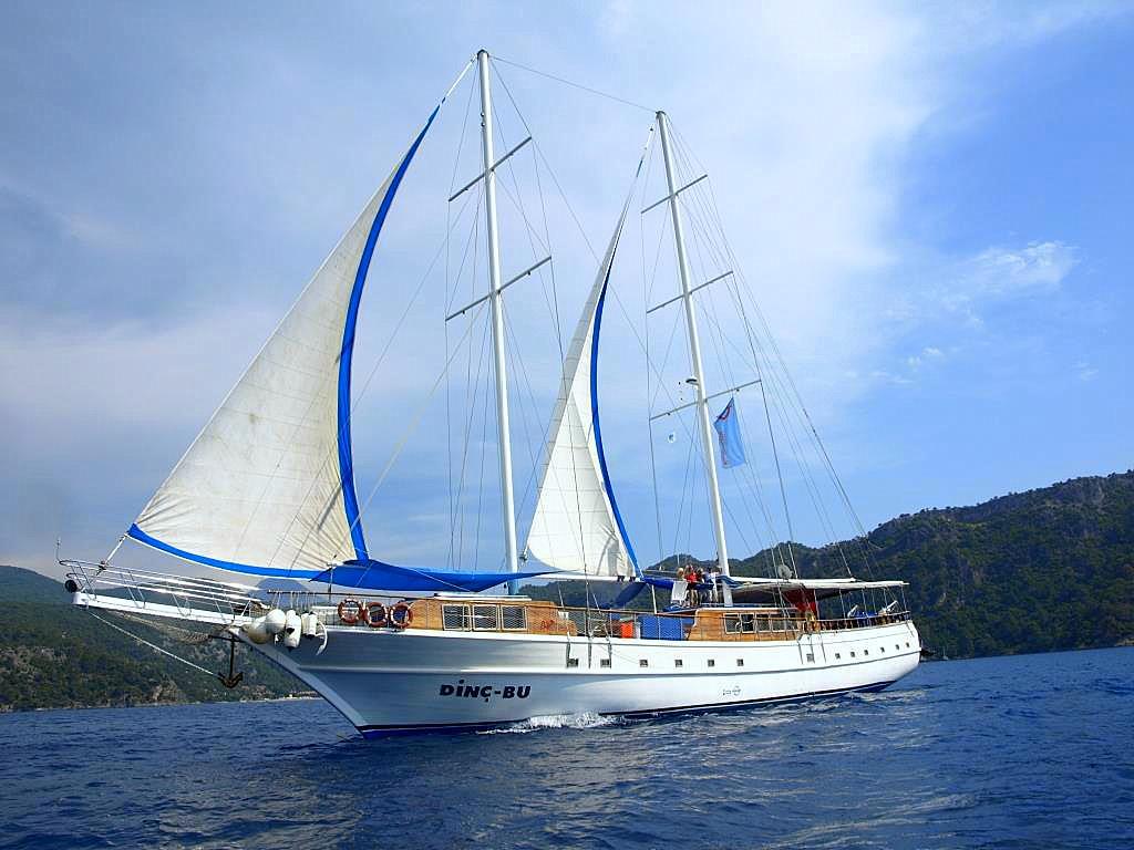 Yacht Dinc Bu