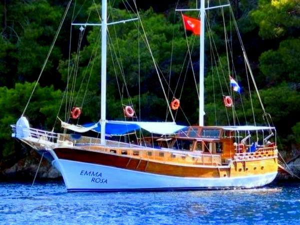 Yacht Emma Rosa