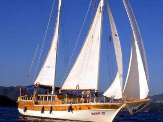 Yacht Murat 4