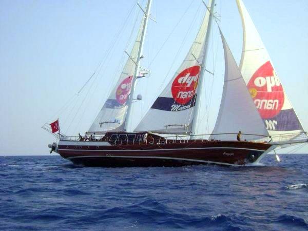 Yacht Sagapo