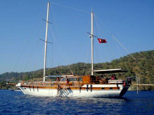 Yacht Sevahin