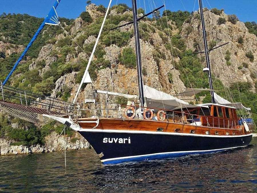Yacht Suvari