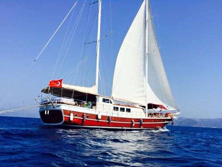 Yacht Anil Kaptan 1