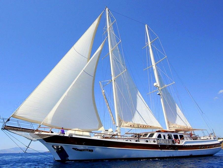 Yacht Caner 4
