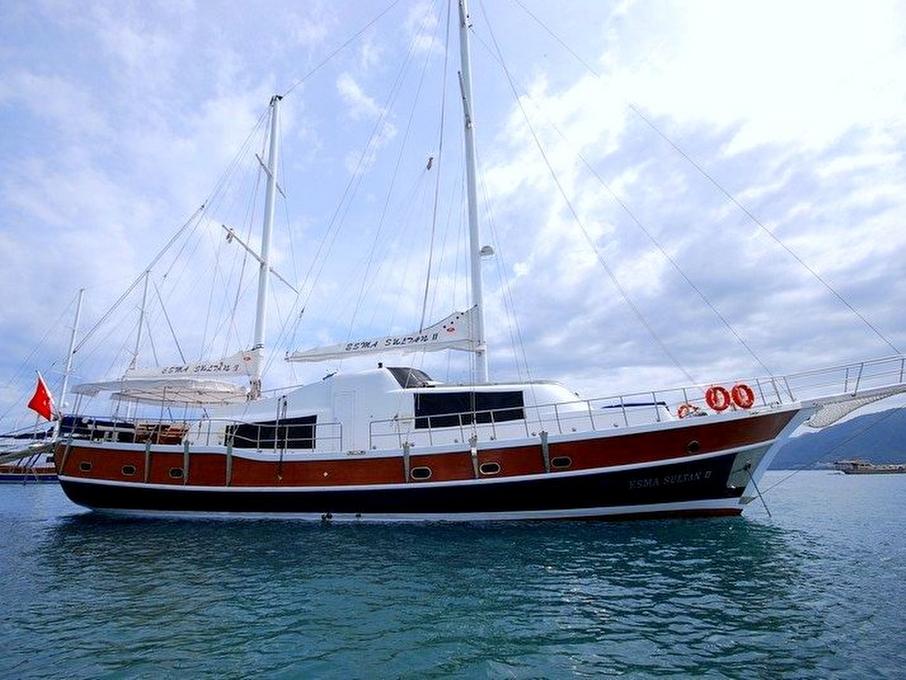 Yacht Esma Sultan 2