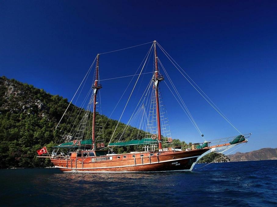 Yacht Galip Nur